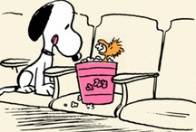Snoopy, Woodstock, and friends <3 / by Marisa Hurley