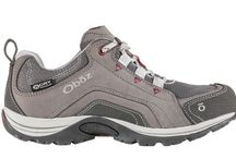 OBOZ / ONE HOUR ON THE TRAIL UNDOES 40 BEHIND THE DESK  Hiking shoes designed and developed in Bozeman, Montana