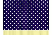 Shower Curtains :: Polka Dot Designs / here are some shower curtains that I have in my shower curtain store - come take a look - click on the images to get pricing and purchasing information ...