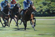 Horse paintings / Oil paintings of horses