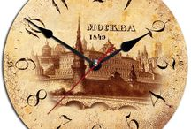Сувенирные часы / дизайн и производство часов на заказ. Часы с видами городов, достопримечательностей, гербов и т.д.