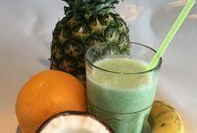 SALUTE E BENESSERE / Health: Creare frulleria e ricette.