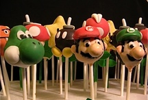Super Mario / by Cheryl Lordi