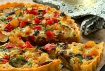 Torte salate / Primi piatti