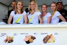 Bosch Fresh Festival Plzeň 2016 / Bosch Fresh Festival Plzeň 2016 Gurmánský festival dobrého jídla a pití přichází již šestým rokem do Plzně. Tradiční festival, tentokrát pod názvem BOSCH FRESH FESTIVAL, představí jedinečné kulinářské speciality v parku za OC Plaza Plzeň od pátku 20. května do neděle 22. května.