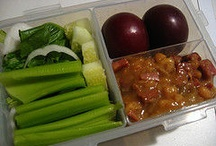 School Lunches / by Nicky Fraser