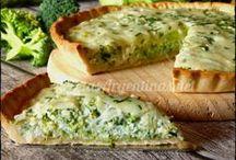 tarta brocoli