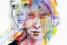 Open your eyes / art