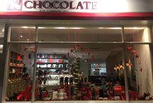 Belgravia Boutique - R Chocolate London / Our flagship account based at 198 Ebury Street, Belgravia