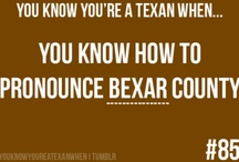 Deep in the ♥ of TEXAS! / If you're Texan you already know....