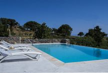 Villa Olivia #Kea #Greece #Island / 8-10 GUESTS, 4 BEDROOMS A luxurious architect estate in a planted property with olive and oak trees. #Luxury #Villa #ToRent http://www.mygreek-villa.com/rent-villa-search/villa-natura-kea-island-greece