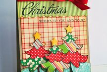Christmas cards / Cricut Cards
