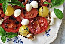 salades/ bbq