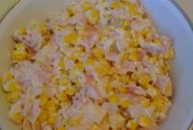 saláty bramborové
