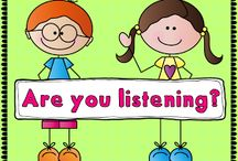 Are you listening? / by Renee Keeling