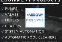 Pool Equipment / Products and equipment to keep your pool clean, energy efficient, safe and enhance your overall swimming pool experience!