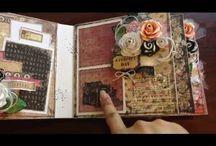 Mini albums / Mini album ideas that I love! / by Anelsie Ramos