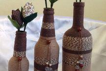 Lahve - dekorativní