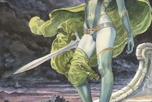 Milo Manara (1945) Marvel Variant / Marvel Variant
