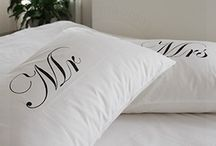 Romantic Homeware / Create a luxurious intimate space with our high quality, beautiful bedding and homeware.