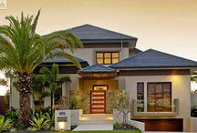 csodás kertes házak