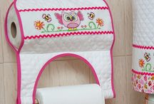papel toalha suporte