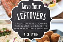 Love Your Leftovers Cookbook! / Posts, Recipes and Reviews from my Cookbook!