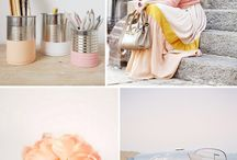 Inspiration Ideas / Styled Shoot Inspiration Board Ideas! Just for brainstorming.