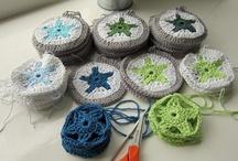 Crochet Home Decor / crochet items, crochet tutorial, crochet pattern, easy crochet pattern, crochet decor, crochet rugs, crochet potholders, crochet blanket, crochet mobile, crochet fruits