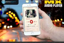 MX Audio Player / Enjoying Mp3 Songs in high quality Sound  with MX Audio Player