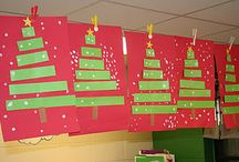 School: Christmas Theme