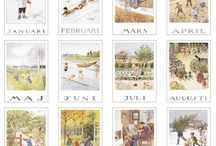 Four Seasons Calendar