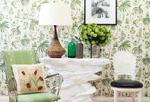 green / by Kayce Hughes