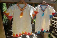Indianen kinderfeestje