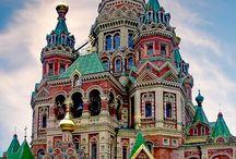 The Orthodox churches. Православные храмы.