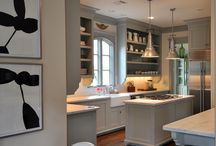 Kitchens / by Heather Morris Fagan