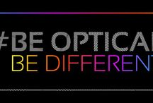 BE OPTICAL BE DIFFERENT / La nuova collezione di Energiapura per l'inverno 2017/18