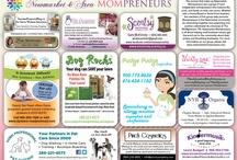 Women Entepreneurs / All the lovely work that women take leadership for.