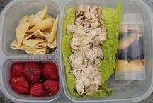 Food on the Go / by Emily Harris