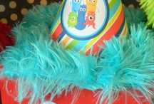 Ideas for Lucas's 2nd Birthday / by Shainna Pickens