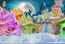 CANDYLAND - BACKDROPS / by Diane