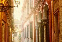 Városok, utcák