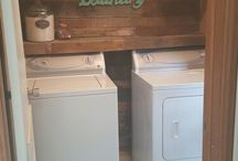 Laundry Room Make-Over Ideas