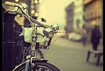 We bike