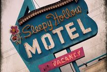 Motel etc