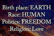 19. Menschlichkeit und Verstand / Wir sind ALLE Kinder dieser Erde
