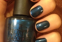 OPI/ Nails / by Stephanie Rayniak
