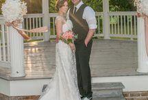 Vintage Galveston Wedding / Shot at Menard House and Menard hall in Galveston, Texas.  Galveston Island Wedding Venue