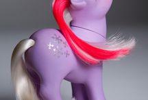 G1 Ponies