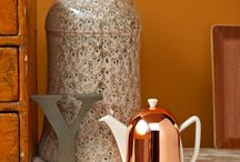 Go Copper! / Copper is still trending. See our copper coloured teapots and kettle!